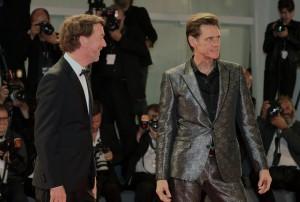 Chris Smith (Director) and Jim Carrey