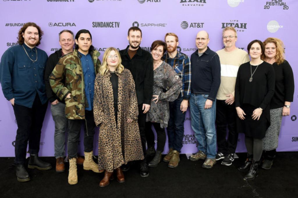 WHIRLYBIRD premieres at Sundance 2020.