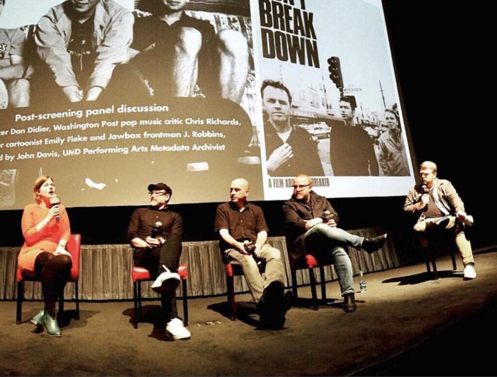 Jawbreaker DON'T BREAK DOWN Q&A with Dan Didier.