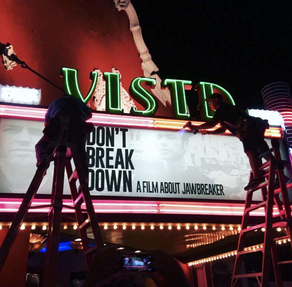 LA Premiere of DON'T BREAK DOWN.